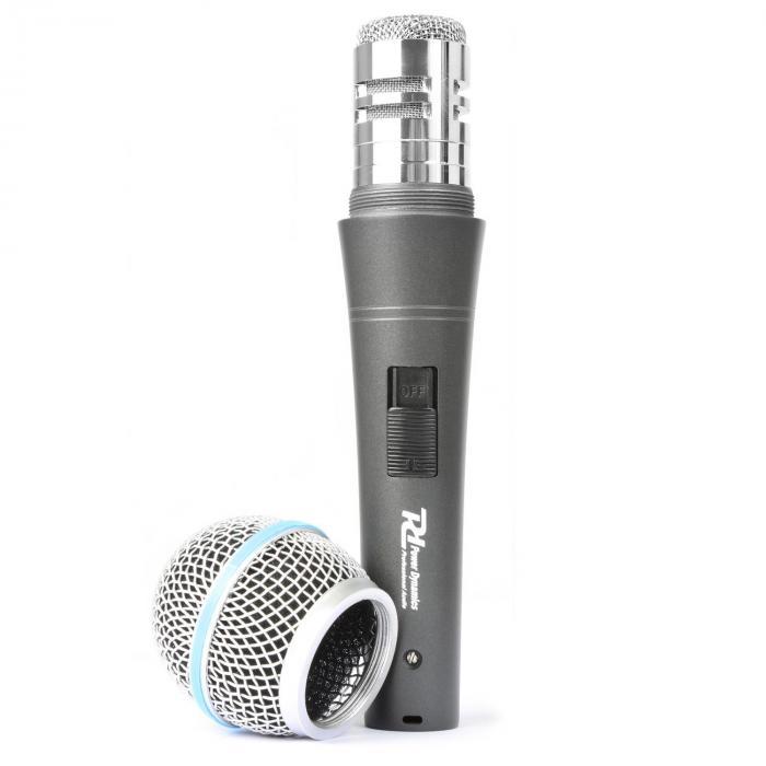 PDM660 Kondensatormikrofon XLR +48V