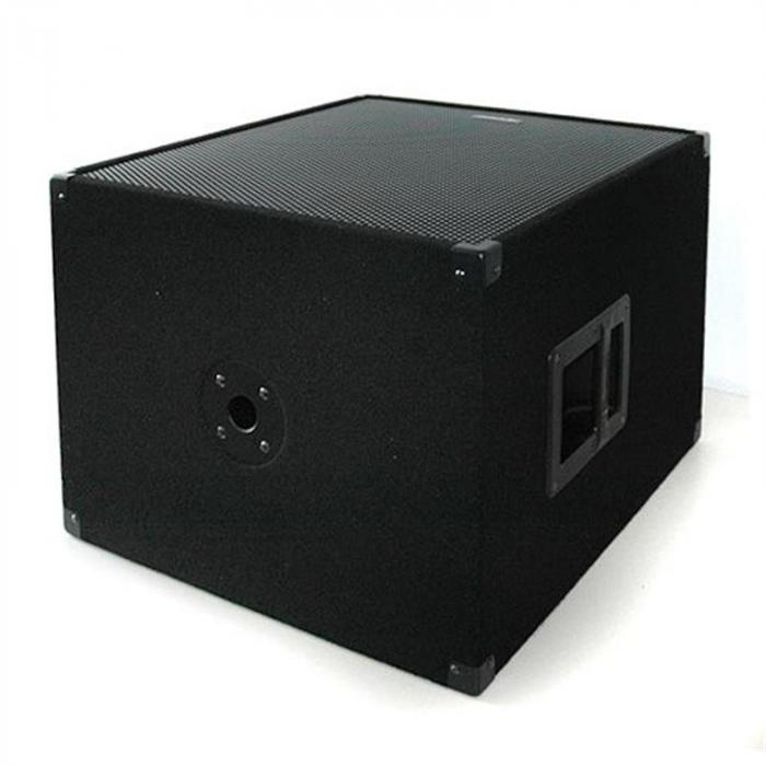 smw18 paar pa passiv subwoofer 1000 w 45cm bassbox. Black Bedroom Furniture Sets. Home Design Ideas