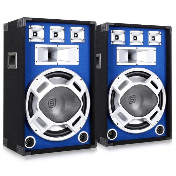 "PA-setti Blue Star-sarja ""Basscore Bluetooth"""