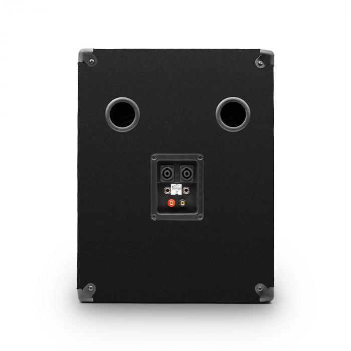 PW-1022 cassa acustica a 3 vie 25cm 400W