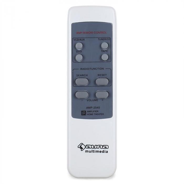 Amplificador de 5 canais para Home-cinema