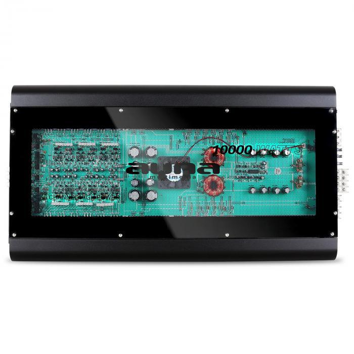 W1-R-10000 Amplificatore auto Mosfet 6/5/4 canali