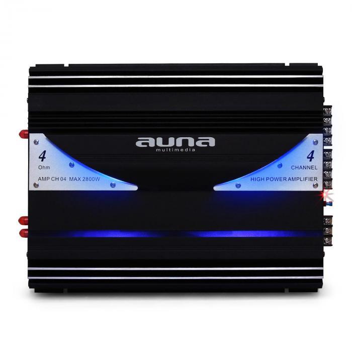 AMP-CH04 Amplificatore Finale Auto 2800W 4 canali