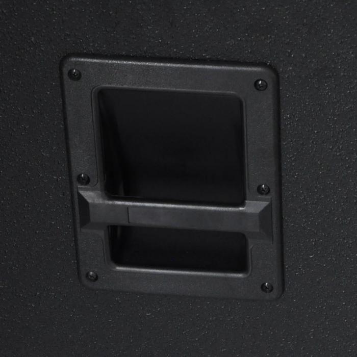 """Actieve PA-subwoofer 38 cm (15"""") PA-box Auna 1000 W RMS"""