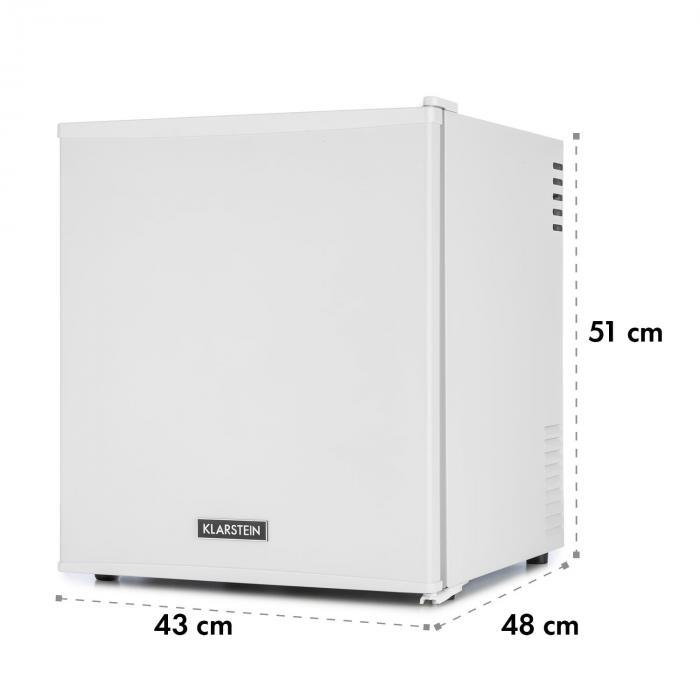 HEA-MKS-8 Minibar Mini Frigo 40 Litri grigio Albergo Hotel