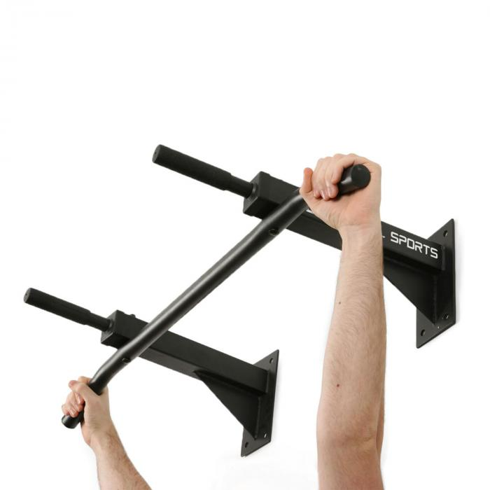 Tyro S1 Wall Mounted Pull Up Bar 350kg