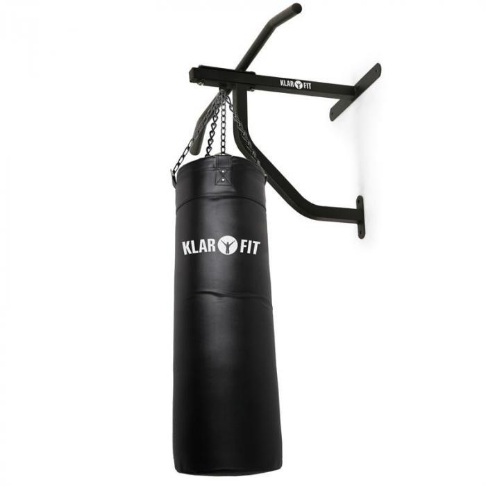 Klimmzugstange mit Boxsack <350kg