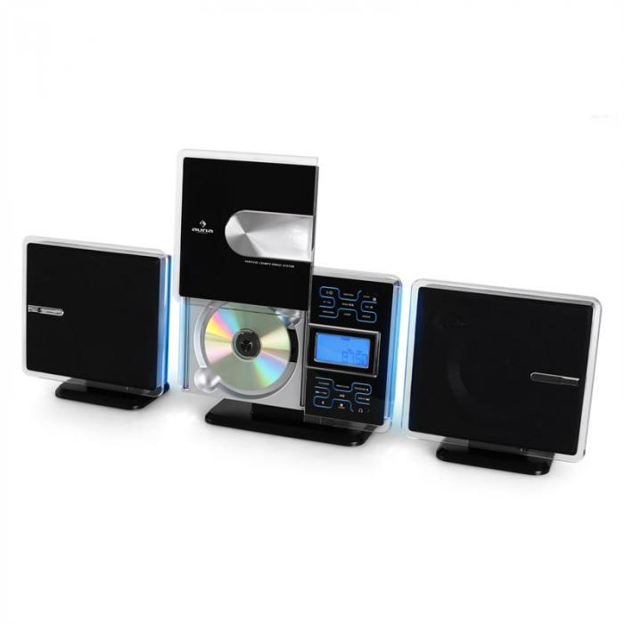 Impianto stereo-USB VCP-191 MP3 SD AUX