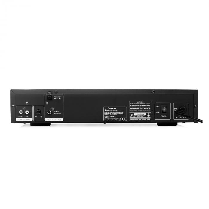 Hifi System 600W Verstärker CD MP3 Player Receiver & Beng Hifi Boxen