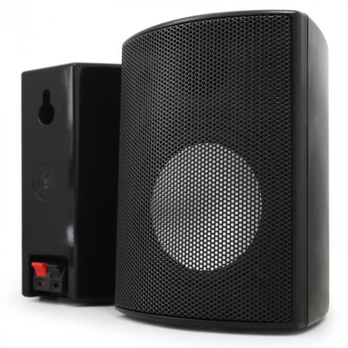 PA-setti LTC Star-2 kompakti USB-SD-MP3 200 W 2 x Mic