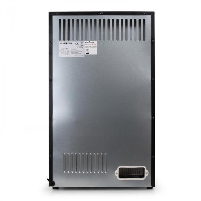 MKS-9 Mini-Kühlschrank Zimmerkühlschrank Klasse A 66L schwarz ...