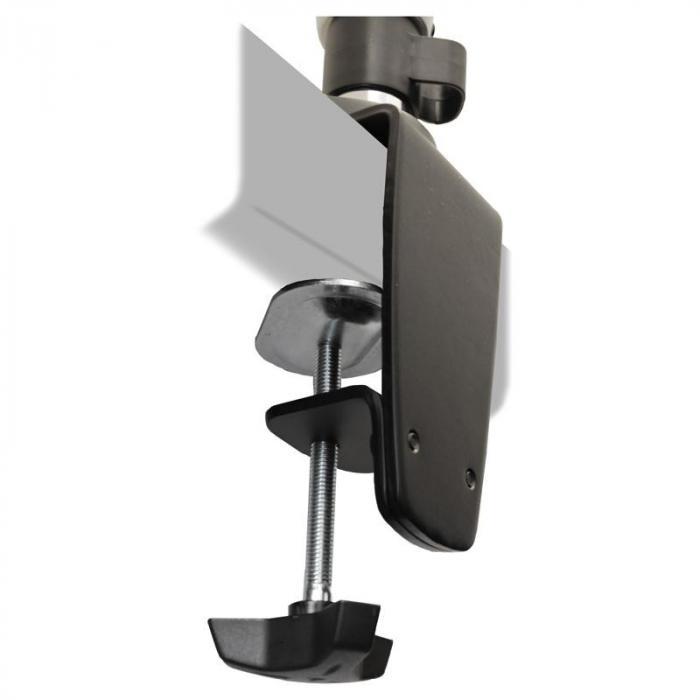 ET01-C011 staffa da tavolo per monitor con Cavo DVI 2m