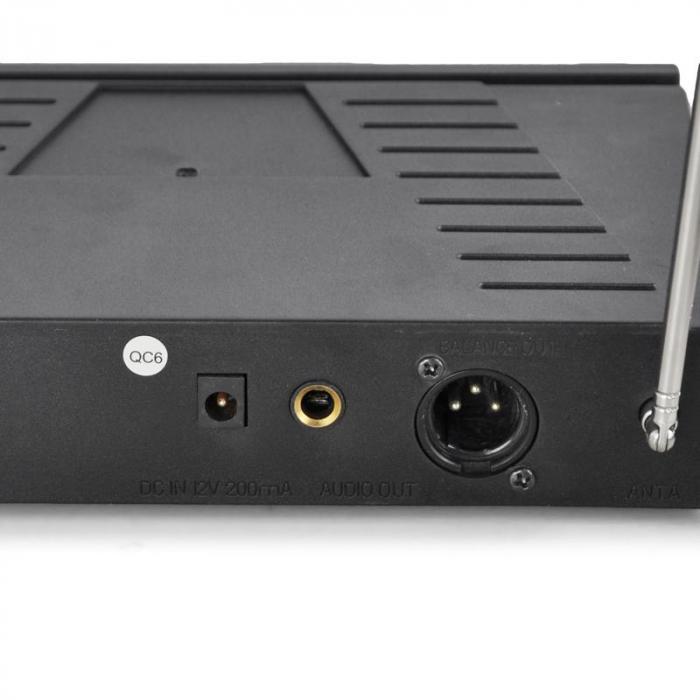 171.818 Set radiomicrofoni VHF 2 canali