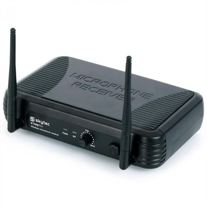 STWM711 VHF Wireless Microphone Single Hand Mic