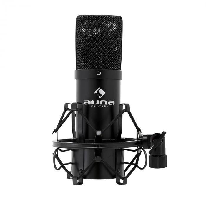 MIC-900B Set per Microfono USB V5 Condensatore Filtro Antipop Schermo Braccio
