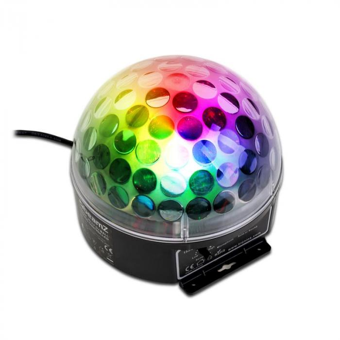 Magic Jelly Led Disco Party Light Music Controlled Rgb