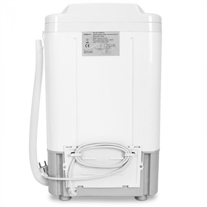 oneconcept sg002 mini machine laver 2 8kg. Black Bedroom Furniture Sets. Home Design Ideas