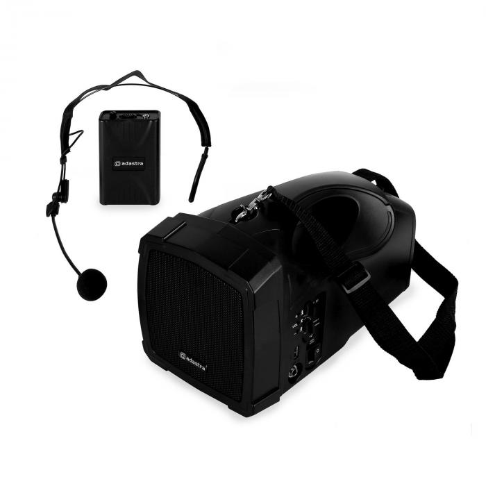 H25 mobiles PA-System 30W USB
