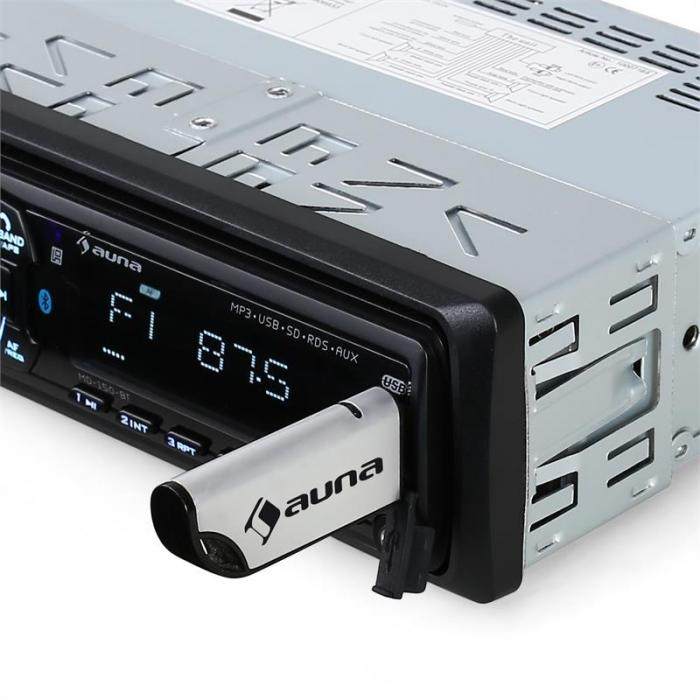 MD-150 BT autoradio MP3USB SD Bluetooth