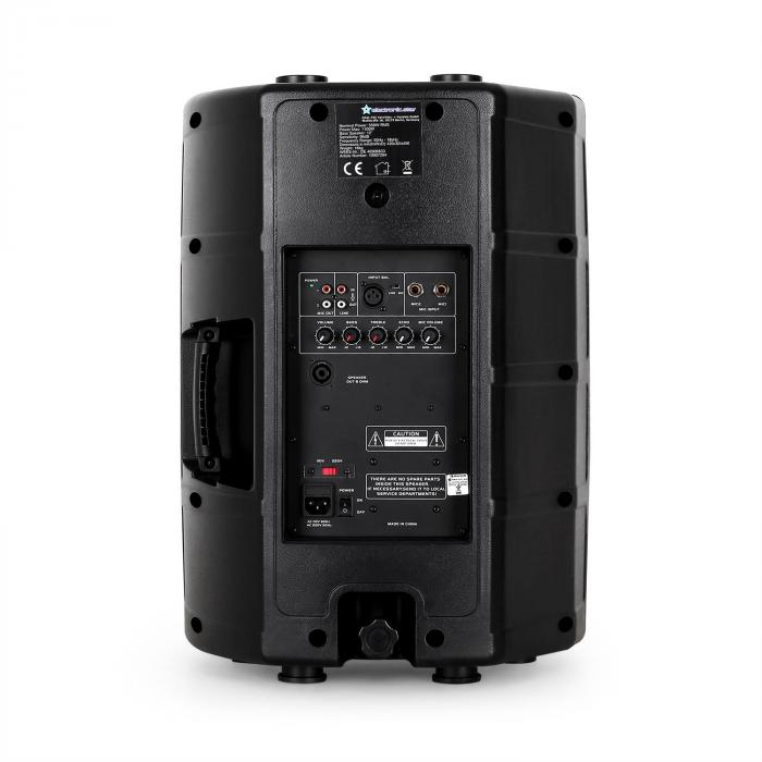 PP-2212A Paar aktive PA-Lautsprecherbox AUX 550W