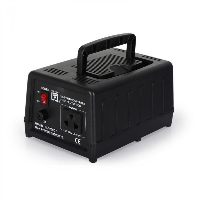Lianlong LLD200DT convertitore tensione 110/120V <->220/240