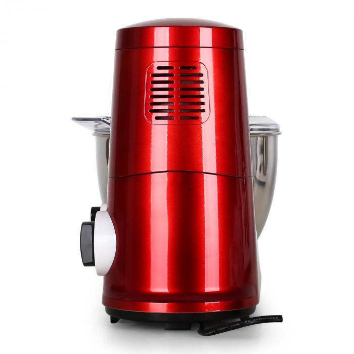 Carina Rossa Küchenmaschine 800W 1,1 PS 4 Liter