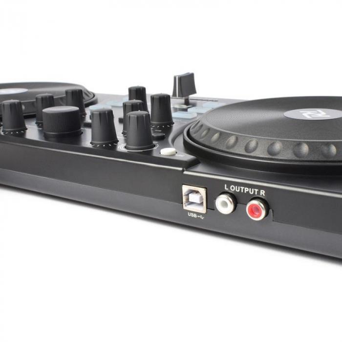 PDC-10 Controller DJ doppio USB-MIDI