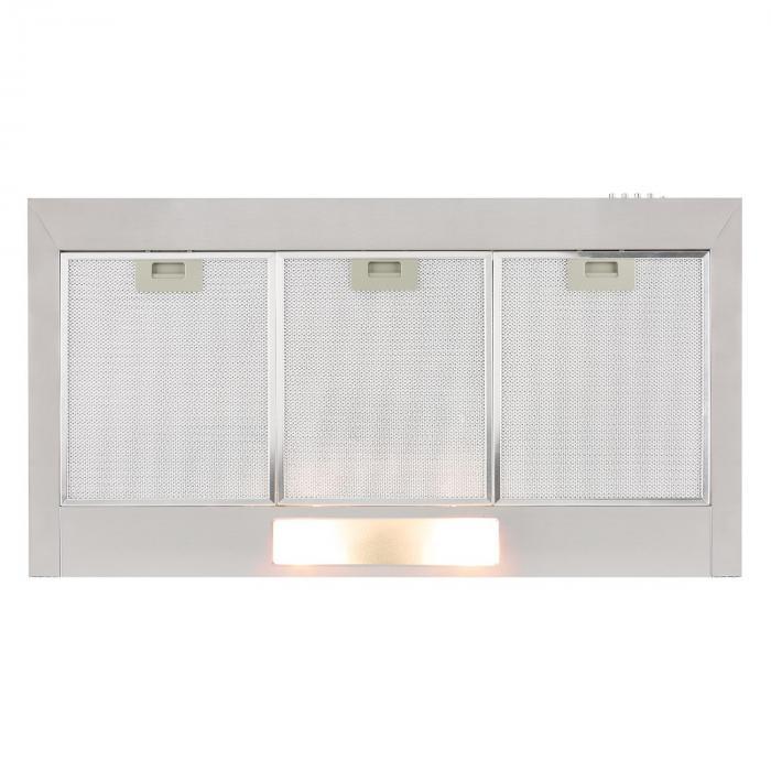 tr90ws dunstabzugshaube 3x filter edelstahl 90cm 340m h. Black Bedroom Furniture Sets. Home Design Ideas