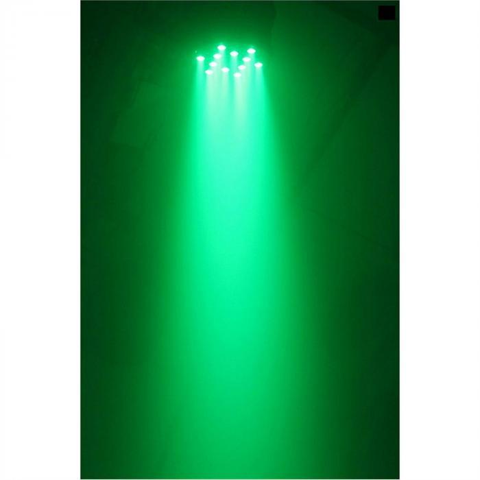LED PAR 36x 3W faretto LED 120W RGBW