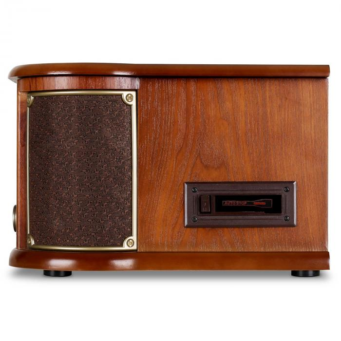 Belle Epoque 1908 Retro-streoinstallatie Bluetooth USB