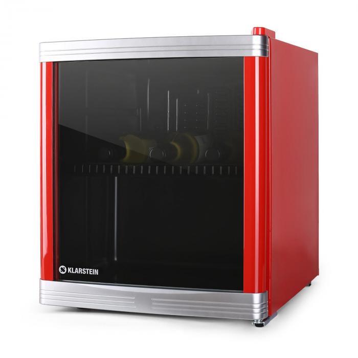 Coollocker Mini frigo 46 litri Classe B rosso