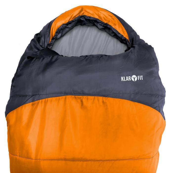 Gullfoss śpiwor 230x80x55cm 2-warstwowy, 1,5kg