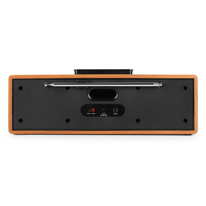 Princeton Bluetooth-Lautsprecher UKW/MW AUX