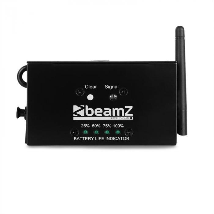 Wi-Powerhouse batteria 2,4 GHz DMX 12V