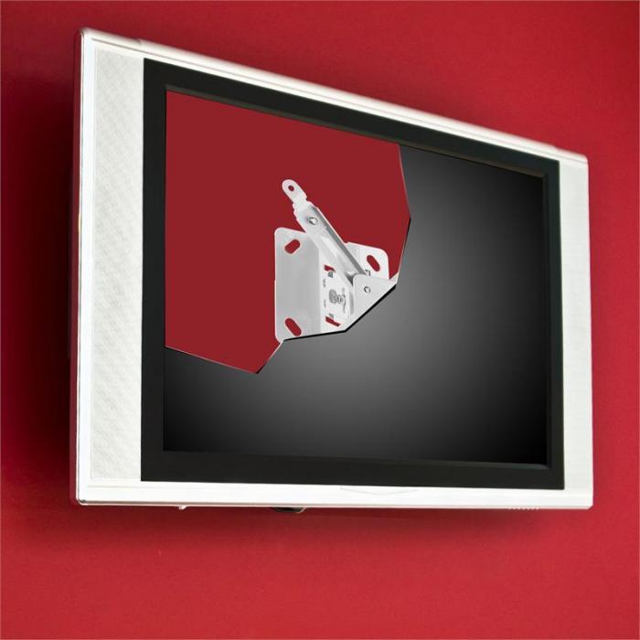 Ceiling Bracket universaali kattoteline projektorille valkoinen