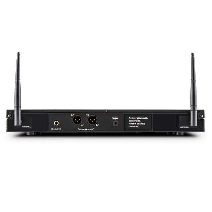 Duet Quartet Fix V3 4-Channel UHF Wireless Microphone Set 50m