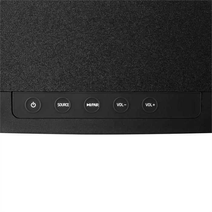 Stealthbar 50 2.1 Soundbar 100W max. Bluetooth DAB+ FM AUX-In