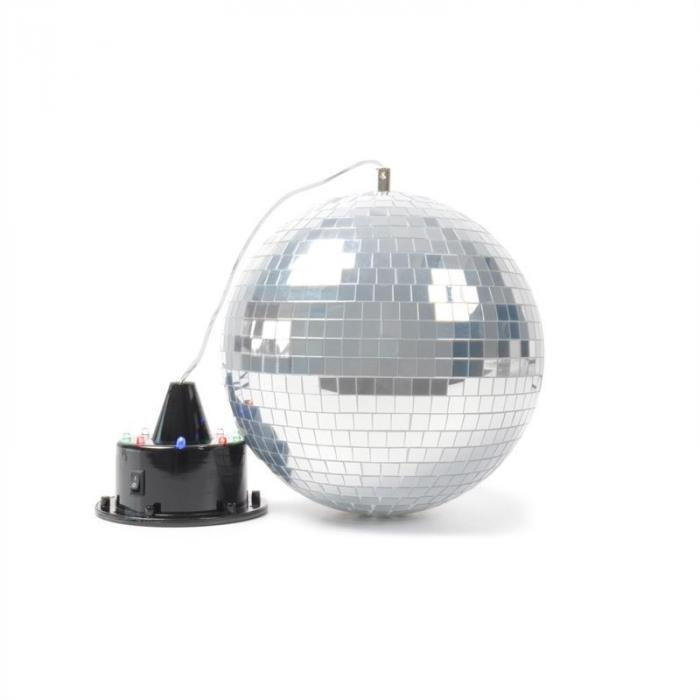 LED Ball diskopallo 20 cm