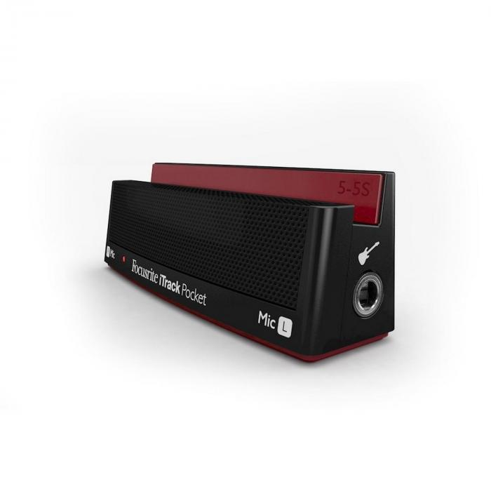 iTrack Pocket mobiles Audio-Interface