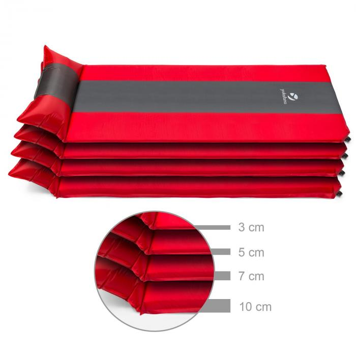 Goodsleep 10 izomata/karimata10cm materacsamopompująca