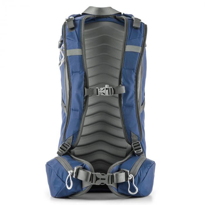 CS 30 sininen reppu urheilu vapaa-aika 30l vedenkestävä nylon sininen