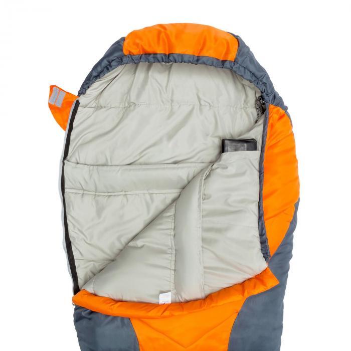 Cabrilho nuorison makuupussi muumio 300g/m²mikrokuitu oranssi
