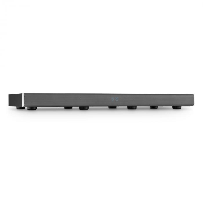 Stealth Bar 70 2.1-Soundbase 160W Touch Bluetooth USB AUX Metall