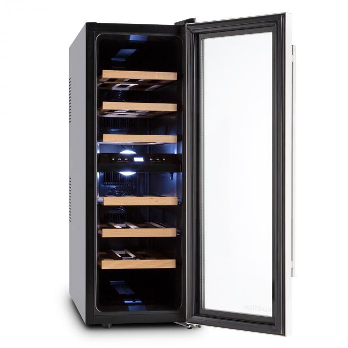 Reserva Duett 12 Weinkühlschrank 65 Liter 21 Flaschen 2 Zonen