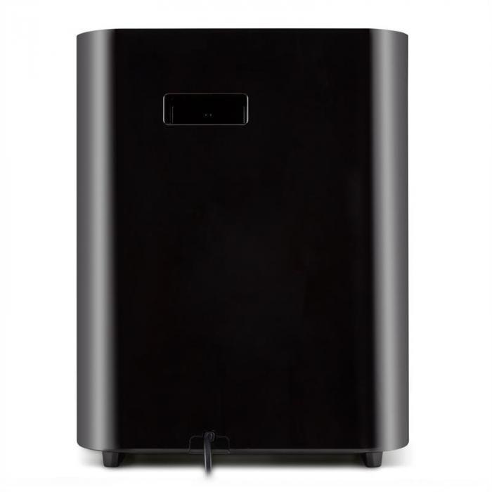 Vita Pure 2G Luftreiniger Ionisator 5-fach Filter 55W UV-C Touch
