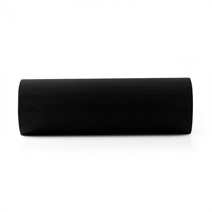 Caprole 2 Rullo per Massaggi Set 6 Pezzi 45 x 15 cm Nero