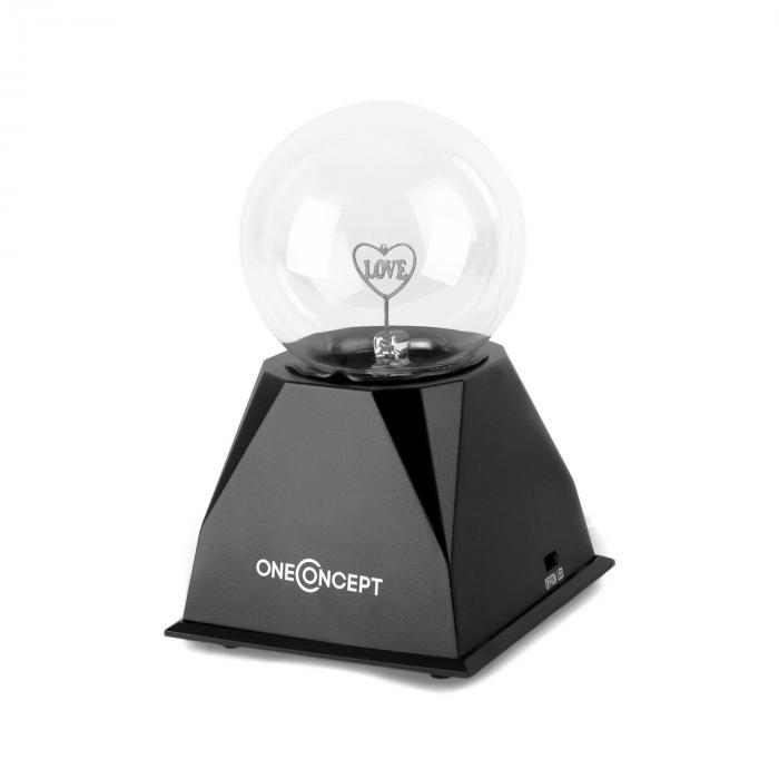 Magicball Speaker Esfera de plasma con Bluetooth Altavoz USB LED