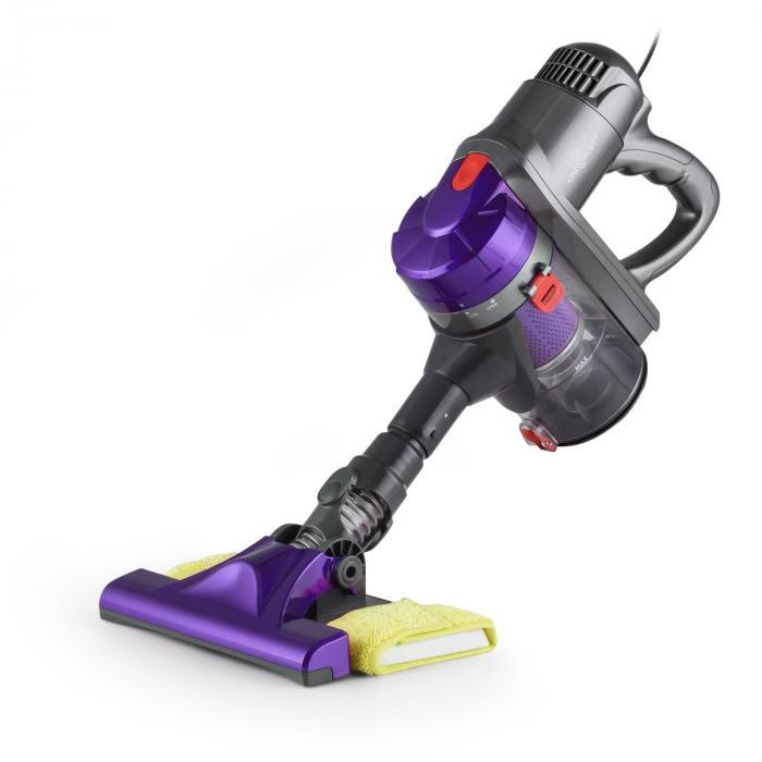 Cleanbutler imuri käsilaite 450W ikisuodatin violetti