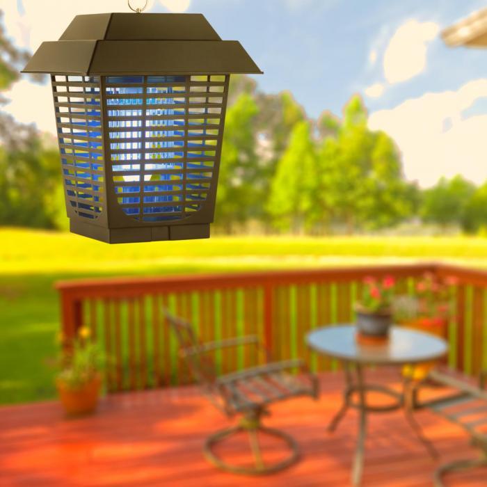 Ex Lantern hyönteisansa UV-A-lamppu sininen valo 20 W