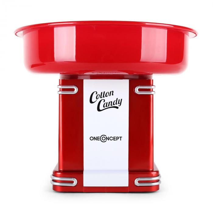 Candyland 2 Retro Cotton Candy Floss Machine 500W Red